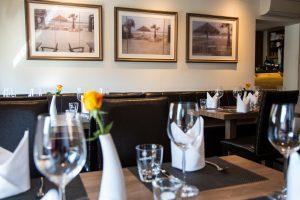 Gastraum Restaurant Adler Kornwestheim