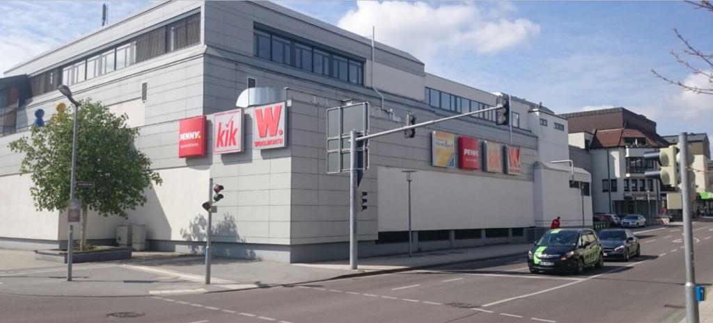 Parkhaus Wette-Center