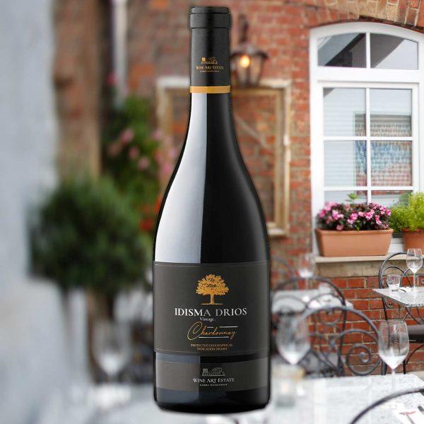 """2019 Wine Art Estate """"Idisma Chardonnay"""""""