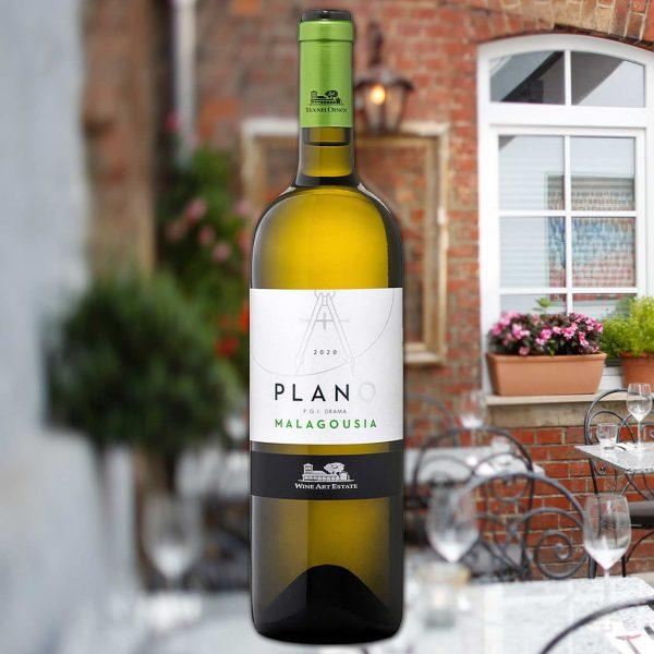 """2020 Wine Art Estate """"Plano Malagouzia"""""""