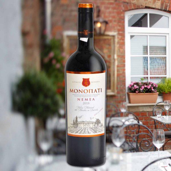 "2012 Aivalis Winery ""Monopati"""