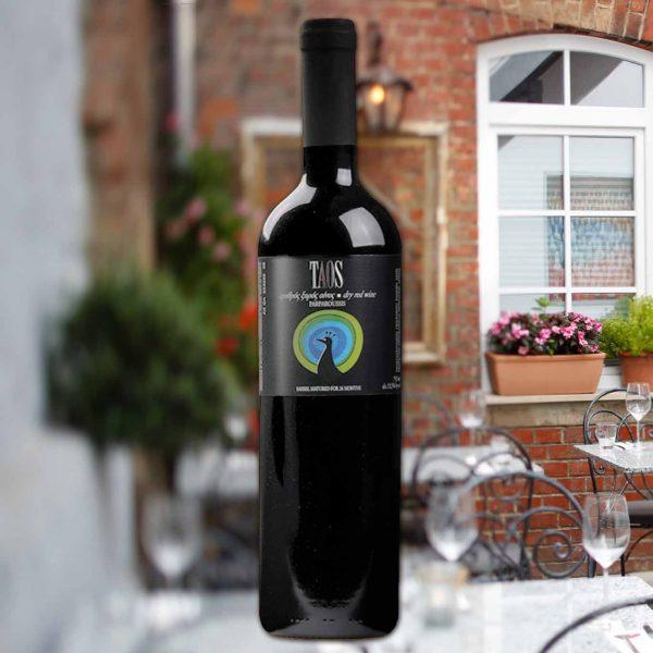"""2012 Parparoussis Vineyards """"Taos"""""""
